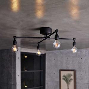 ART WORK STUDIO アートワークスタジオ Lation X-ceiling lamp レイトンエックスシーリングランプ 電球なし AW-0576Z (カラー)GD・ABK |citron-g