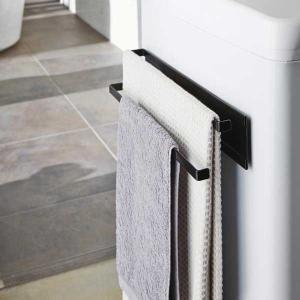 タワー Tower 洗濯機横マグネットタオルハンガー2段 Magnet Towel Hanger 2段 |citron-g