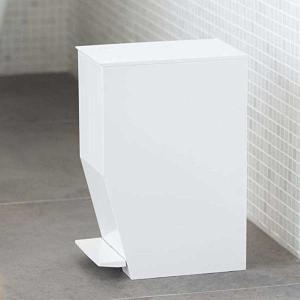 山崎実業 タワー Tower ペダル式トイレポット Sanitary Pedal Bin |citron-g