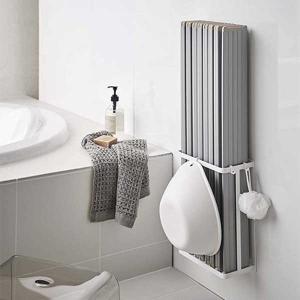山崎実業 タワー Tower マグネットバスルーム折り畳み風呂蓋ホルダー 4860/4861 |citron-g