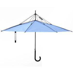 アッシュコンセプト h concept プラスディ +d 傘 Umbrella アンブレラ UnBRELLA ライトブルー D-870-LB【送料無料】 citron-g