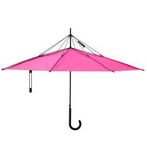 アッシュコンセプト h concept プラスディ +d 傘 Umbrella アンブレラ UnBRELLA ピンク D-871-PK【送料無料】 citron-g