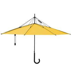 アッシュコンセプト h concept プラスディ +d 傘 Umbrella アンブレラ UnBRELLA イエロー D-871-YL【送料無料】 citron-g