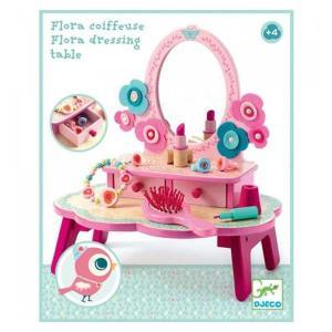 DJECO ジェコ RolePlays Accessory アクセサリー Flora dressing table フローラ ドレッシングテーブル DJ06553 |citron-g