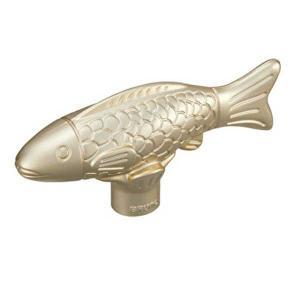 イデア idea ブルーノ BRUNO デコレーションノブ フィッシュ BOE021-KN-FISH citron-g