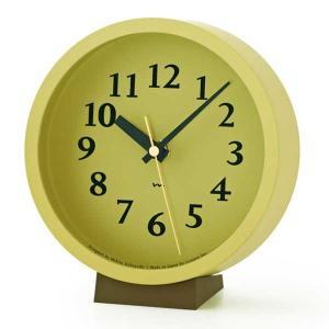 レムノス Lemnos エム クロック m clock グリーン MK14-04 GL *受注後に納期をお知らせ致します。|citron-g