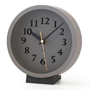 レムノス Lemnos エム クロック m clock グレー MK14-04 GY *受注後に納期をお知らせ致します。|citron-g