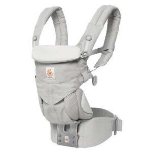 エルゴベビー Ergobaby ベビーキャリア Baby carrier オムニ360 OMNI 360 パールグレー CREGBCS360GRY |citron-g
