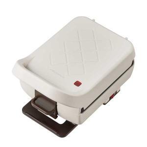 recolte レコルト Press Sand Maker Plaid プレスサンドメーカー プラッド RPS-2(W) ホワイト |citron-g