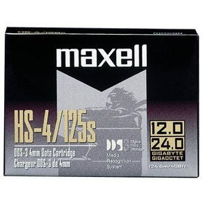 Maxell DDS3 12GB 24GB 4 mm デジタルデータカートリッジ|citrus-tie