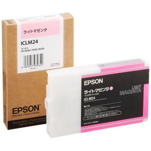 EPSON ICLM24 インクカートリッジ ライトマゼンタ citrus-tie