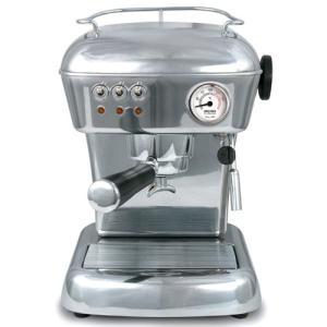 アスカソASCASOエスプレッソメーカー(エスプレッソマシーン・エスプレッソマシン)ドリーム DREAM ポリッシュド・アルミニウム コーヒーメーカー 家庭用 手動|citygas
