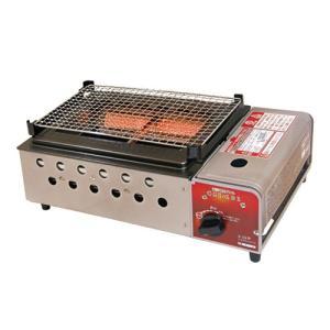 バーベキュー用 卓上コンロ ニチネン バーベキューコンロ(BBQコンロ) CCI-101 焼肉・網焼き・焼き鳥・海鮮焼きグリル ガスコンロ キャンプ用品|citygas