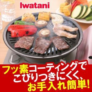 イワタニiwataniカセットフー専用アクセサリー カセットコンロ用焼肉プレートM CB-P-Y2