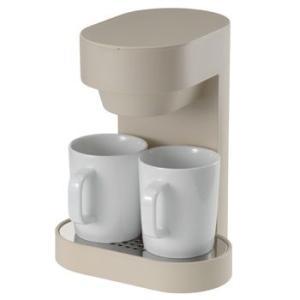 プラマイゼロ ±0 コーヒーメーカー 2CUP プラスマイナスゼロ XKC-V110-C ベージュ|citygas