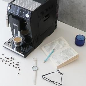 あすつく デロンギ 全自動エスプレッソマシーン オーテンティカ コンパクト全自動コーヒーマシン ETAM29510B 全自動コーヒーメーカー【送料無料】ミル付き|citygas|08