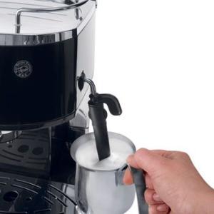 デロンギ エスプレッソマシーン アイコナECO310BK コーヒーメーカー 人気|citygas|03