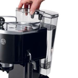デロンギ エスプレッソマシーン アイコナECO310BK コーヒーメーカー 人気|citygas|04