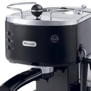 デロンギ エスプレッソマシーン アイコナECO310BK コーヒーメーカー 人気|citygas|05