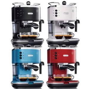 デロンギ エスプレッソマシーン アイコナECO310BK コーヒーメーカー 人気|citygas|06