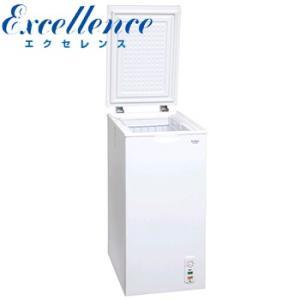 冷凍庫 三ツ星貿易 チェストフリーザー エクセレンス 家庭用冷凍庫66L KF-066NF|citygas