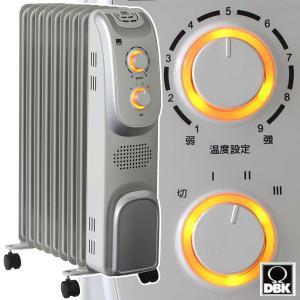 DBKオイルヒーター オイルラジエターヒーター DRM1009GM (1000W) オイルヒーター 送料無料【メーカー直送 時間指定・代引き不可】|citygas