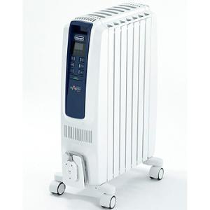 オイルヒーター デロンギ デロンギヒーター ドラゴンデジタルスマート 1200W QSD0712-MB 省エネタイプ 暖房|citygas|03