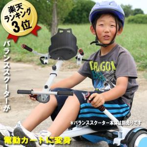 Kintone Gearは、バランススクーターに装着して使用する3輪オプションパーツです。  立ち乗...