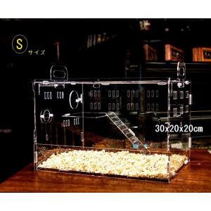 ■状態: 新品 ■サイズ: 30x20x20cm ■素材: アクリル製 ■色: 透明 ■重量: 1....