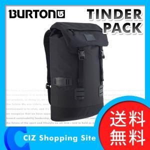 (送料無料&お取寄せ) バートン(BURTON) TINDER PACK TRUE BLACK TRIPLE RIPSTOP 25L ティンダー パック バックパック リュック デイパック 11016102011|ciz
