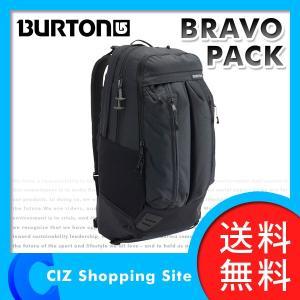 (送料無料&お取寄せ) バートン(BURTON) BRAVO PACK TRUE BLACK HEATHER TWILL 29L バックパック リュック デイパック 13645100010|ciz