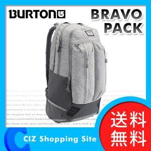 (送料無料&お取寄せ) バートン(BURTON) BRAVO PACK GRAY HEATHER DIAMOND RIPSTOP 29L バックパック リュック デイパック 13645100077|ciz
