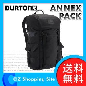 (送料無料&お取寄せ) バートン(BURTON) ANNEX PACK TRUE BLACK TRIPLE RIPSTOP 28L アネックスパック バックパック リュック デイパック 13655100011|ciz