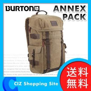 (送料無料&お取寄せ) バートン(BURTON) ANNEX PACK BEAGLE BROWN WAXED CANVAS 28L バックパック リュック デイパック 13655101206|ciz