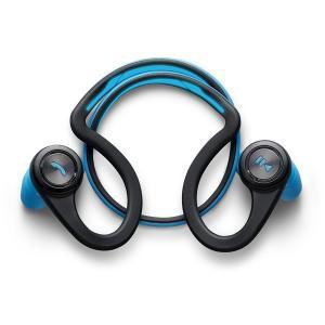 イヤホン Bluetooth ブルートゥース (送料無料) プラントロニクス(Plantronics) 両耳 ワイヤレスヘッドセット BackBeat Fit ciz 06