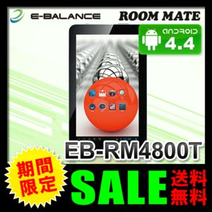 タブレット 本体 (送料無料) ROOM MATE 7インチ アンドロイドスマートパッド タブレットPC EB-RM4800T|ciz