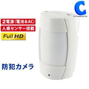 防犯カメラ フルハイビジョン ビデオカメラ アイティーエス(ITS) ITR-200FHD 監視カメラ 人感センサー搭載 (送料無料&お取寄せ)|ciz