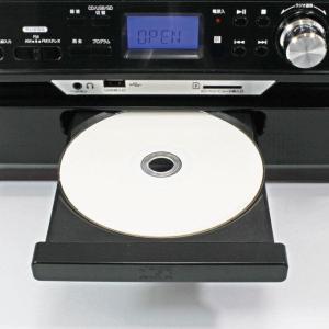 レコードプレーヤー (送料無料) クマザキエイム Bearmax マルチオーディオシステム MA-17CD オーディオプレーヤー レコードプレーヤー スピーカー内蔵|ciz|03