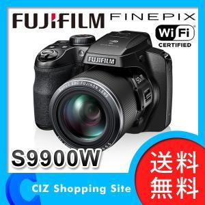 (送料無料) 富士フイルム(FUJIFILM) FinePix S9900W 1620万画素 デジタルカメラ 光学50倍ズーム コンパクトデジタルカメラ ブラック|ciz