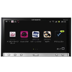 カーオーディオ 2din 本体 パイオニア カロッツェリア スマートフォンリンク アプリユニット Bluetooth SPH-DA05 (送料無料)|ciz|06