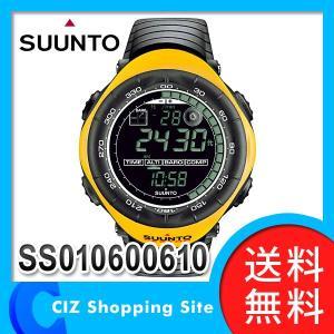 時計 スント(SUUNTO) ベクター(VECTOR) SS010600610 イエロー デジタル 腕時計 (送料無料)|ciz