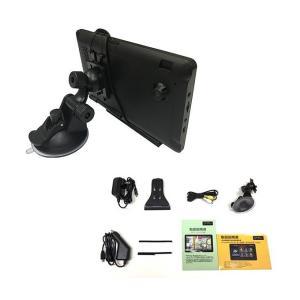 ドライブレコーダー ポータブルナビ 一体型 7インチ ワンセグ GPS AC DC バッテリー内蔵 3電源 スピリクス SX-REC87P|ciz|08