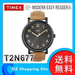 時計 腕時計 (送料無料) TIMEX(タイメックス) MODERN EASY READER モダンイージーリーダー 腕時計 メンズ T2N677|ciz