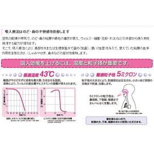 エーアンドデイ(A&D) 超音波温熱吸入器 ホットシャワー3 口鼻両用 UN-133B (送料無料)|ciz|06