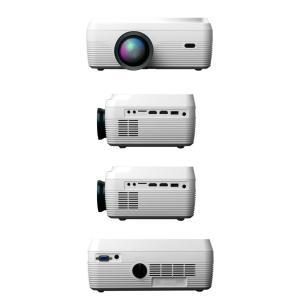 プロジェクター DVD 一体型 家庭用 小型 ホームシアター HDMI端子 コンパクト 30〜150インチ VARTON VAP-9000|ciz|07