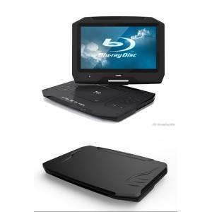 ポータブルブルーレイ DVDプレーヤー ブルーレイディスク 本体 新品 車載 14インチ 再生専用 HDMI端子搭載 VS-BD1400|ciz|04