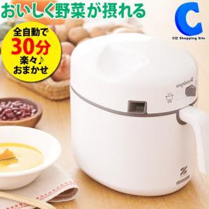 スープリーズQ スープメーカー スープ作る家電 野菜 全自動 簡単操作 レシピ付き ゼンケン ZSP-2 ciz