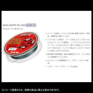 サンライン バススーパーPEライン 10lb〜16lb 70...