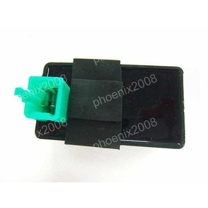 中華 ATV モンキー 直流 4ピン レーシング CDI 4芯 簡易配線説明あり