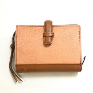 8003 レディース ズッケロフィラート 財布 レザー ハラコ ピンク カウレザー 牛革 本革 ブランド ギフト 正規品 / zucchero filato wallet(おまけ付)|ck-custom